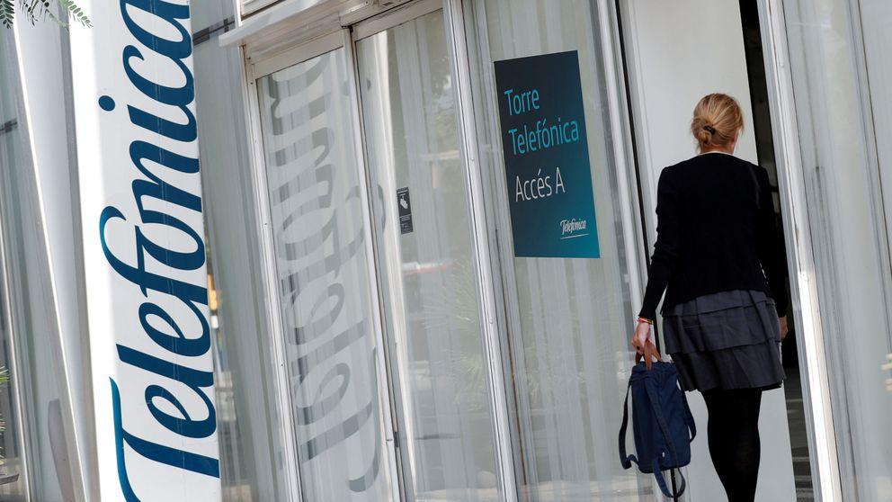 Telefónica pide otros 300 millones a Hacienda por intereses de demora