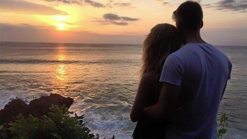 Edurne y De Gea ponen fin a sus románticas vacaciones