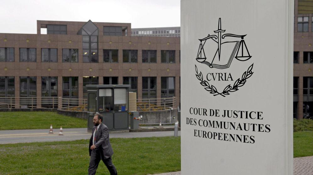 Foto: Sede del Tribunal de Justicia de la UE en Luxemburgo. (Reuters)