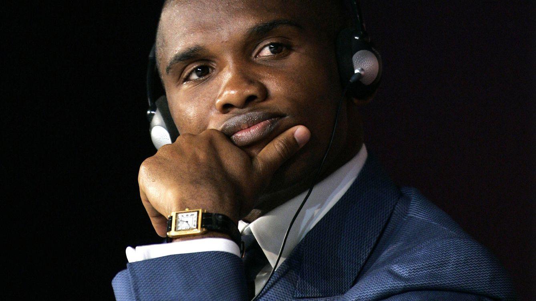 Foto: El futbolista Samuel Eto'o en una imagen de archivo (Gtres)