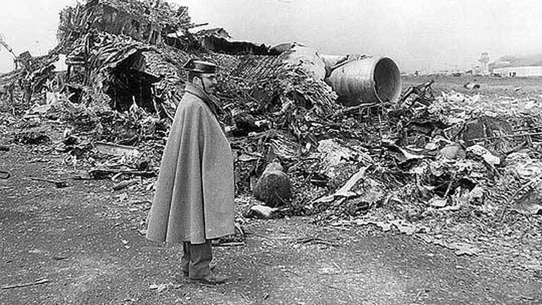 El accidente del vuelo 11 de Avianca a finales de 1983