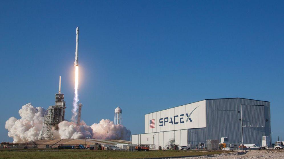 Foto: La space coast sueña con el resurgir del entusiasmo por el espacio