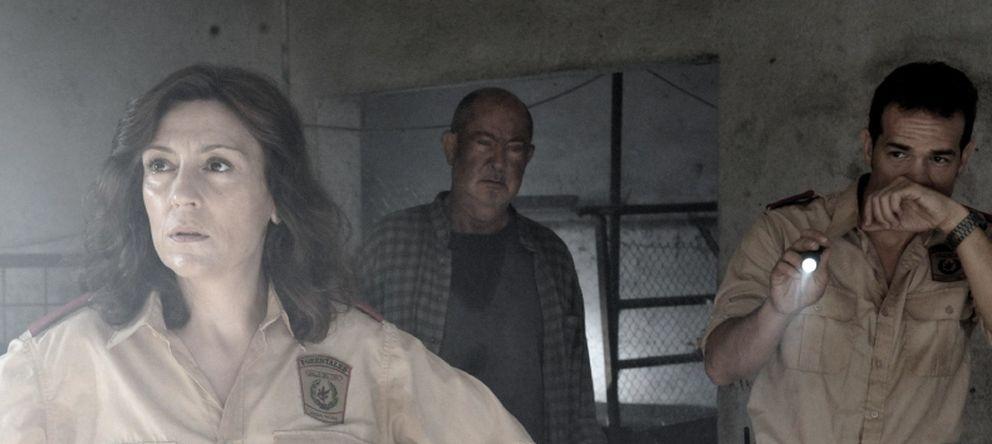 Foto: Pepa Aniorte en una imagen de la serie 'El incidente' de Antena 3