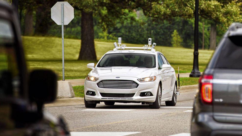 Ford pondrá a la venta su primer coche autónomo en 2021
