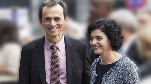 La embajadora Consuelo Femenía y Pedro Duque: meses sin verse por el covid