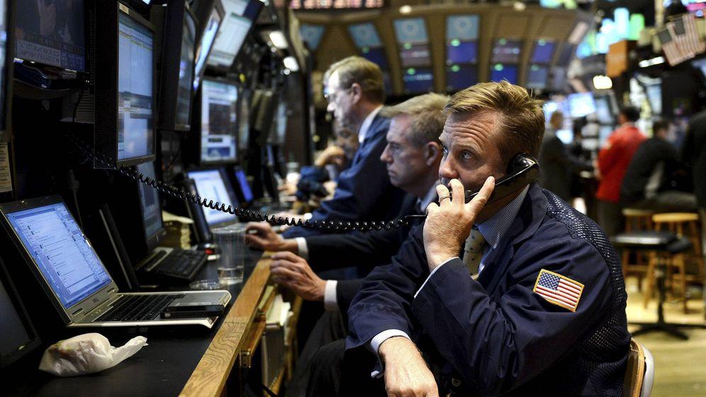 Foto: Agentes trabajan en la Bolsa de Nueva York. (EFE)