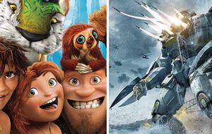 La animación puede con la ciencia ficción en taquilla