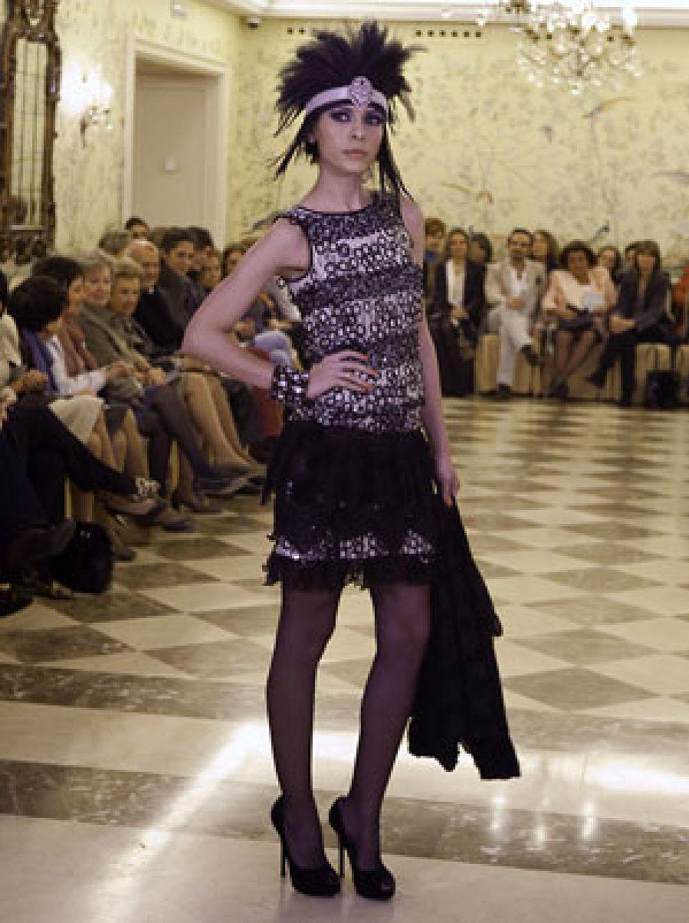 Foto: Santiago Bandrés costureros versus diseñadores de Cibeles
