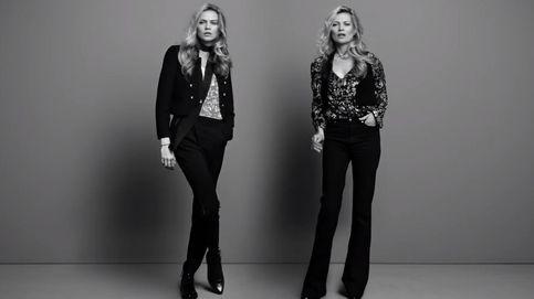 ¿Son Cara Delevingne y Kate Moss la misma persona?