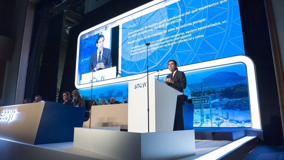 Sacyr lanza un nuevo plan estratégico  con foco en concesiones y sostenibilidad