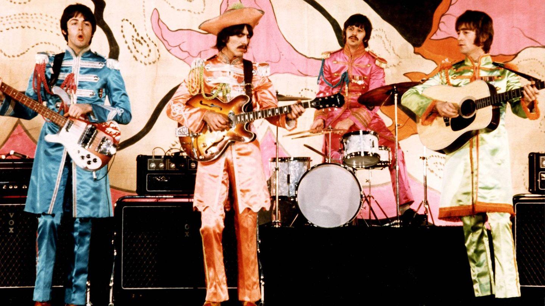 Los Beatles, en una imagen de archivo. (CP)