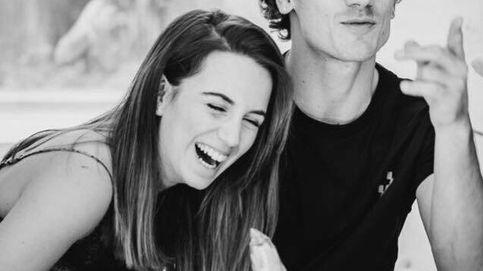 Griezmann y Erika Choperena han sido padres: el 8 de abril, su fecha de la suerte