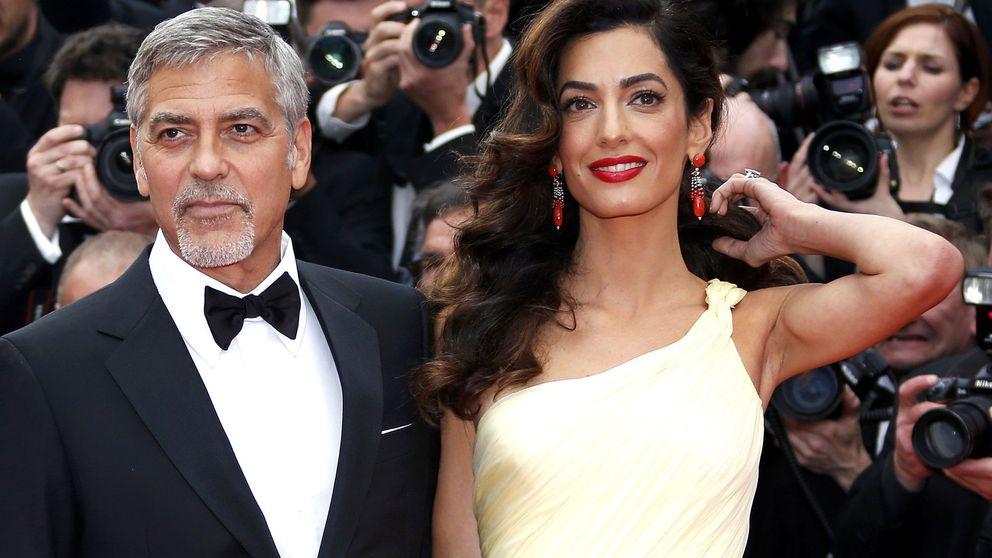 George Clooney, preocupado por la vida de su mujer