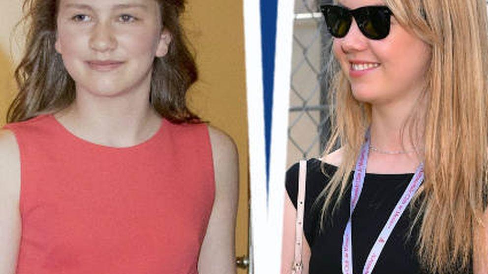 Elisabeth de Bélgica y Alexandra de Hannover, dos jovencitas muy chic
