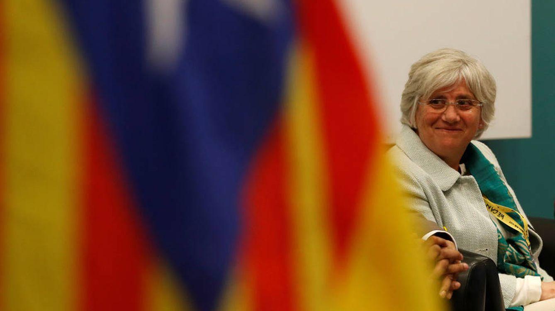 Ponsatí avaló un plan de Terradellas para controlar el territorio catalán tras la DUI