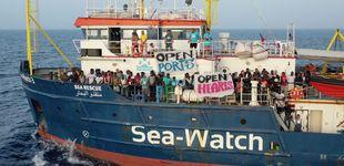 Post de Las ONG de salvamento marítimo se rebelan: