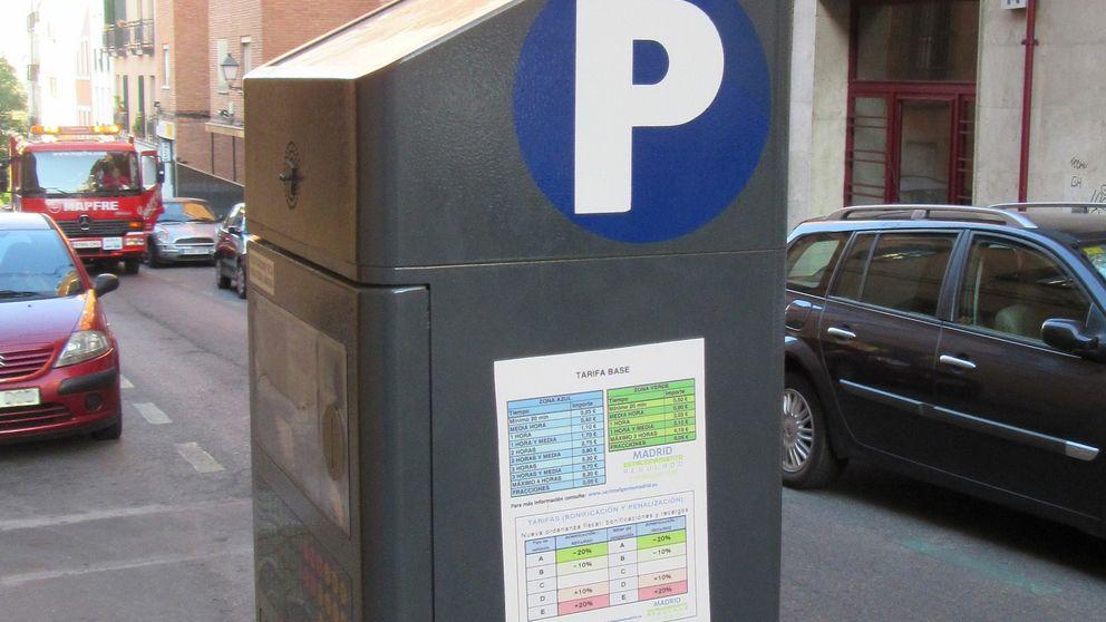 Las multas del SER por aparcar en zona verde son ilegales, según AEA