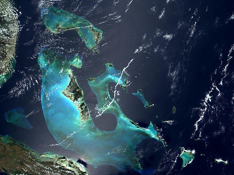 La mágica vista de la isla de David Copperfield (I. C)