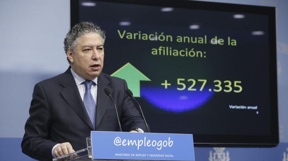 Foto: El secretario de Estado de Seguridad Social, Tomás Burgos. (EFE)
