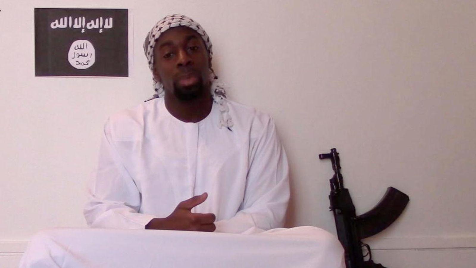 Foto: Amedy Coulibaly, el terrorista que mató a cinco personas en enero de 2015 en París