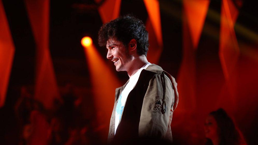 Foto: Miki, representante español de Eurovisión 2019. (RTVE)