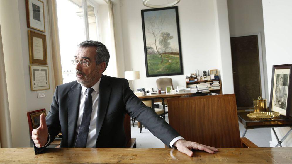 Foto: El socialista Manuel Cruz, presidente del Senado de la XIII Legislatura. (Inma Mesa | PSOE)