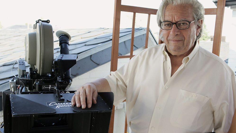 Foto: El fallecido director Antonio Mercero. (EFE)