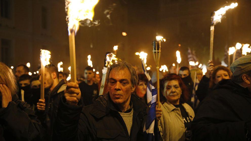Motivos de la clase obrera griega para votar a Amanecer Dorado