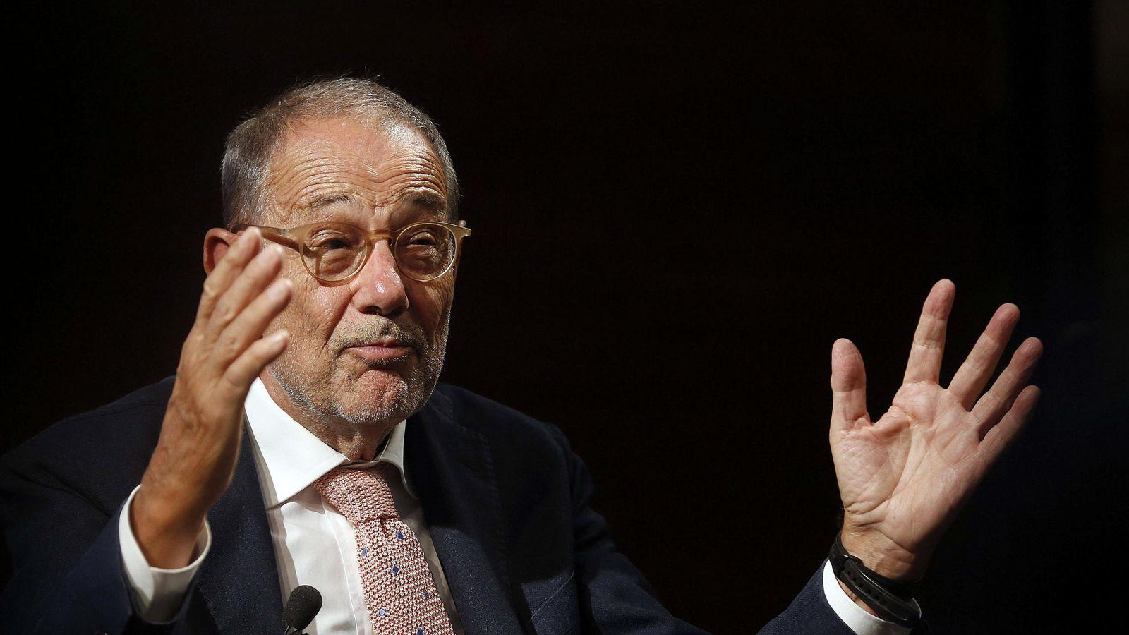 Foto: El exsecretario general de la OTAN Javier Solana. (EFE)