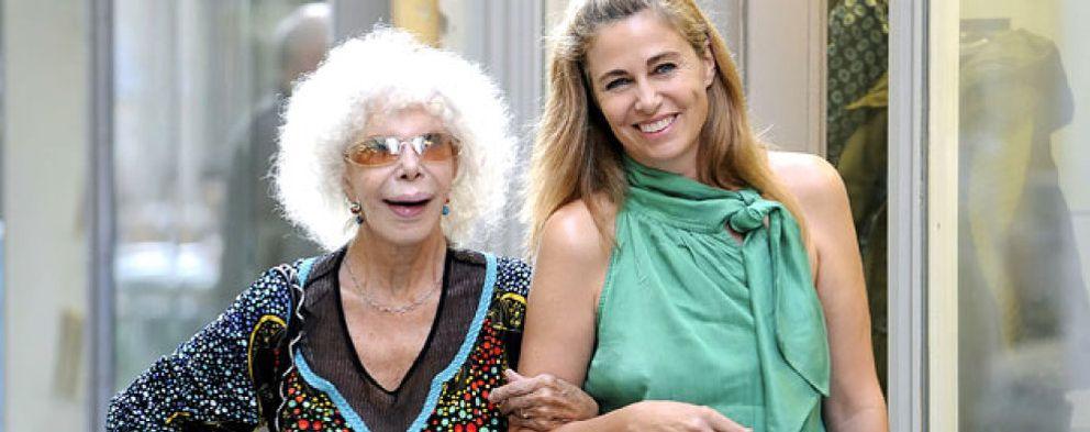 """Foto: La Duquesa de Alba arremete contra su nuera Inka: """"La mujer de mi hijo Jacobo es mala y envidiosa"""""""