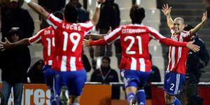 Paraguay, a la final por penaltis y sin ganar un partido