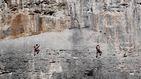 Muere un escalador al caer por un barranco en el río Ubagua en Navarra