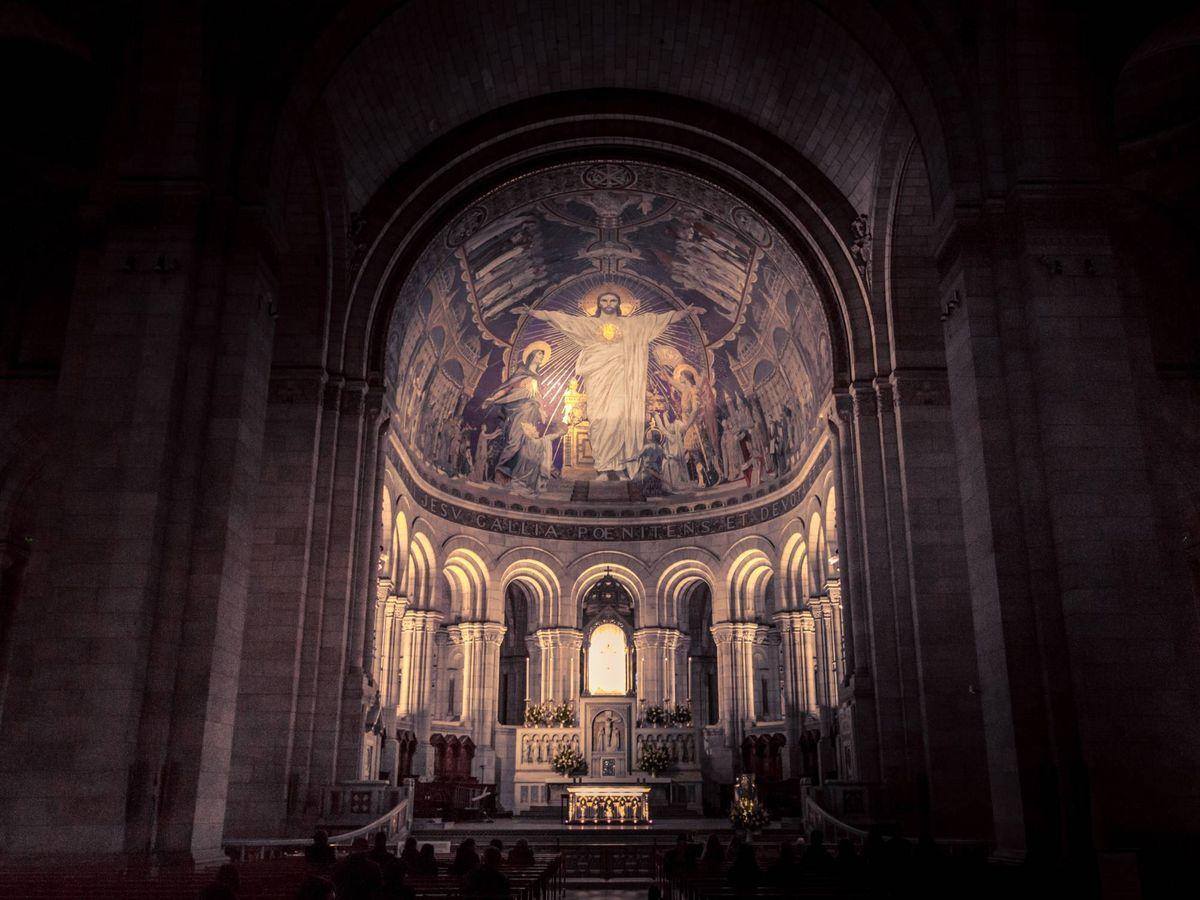 Foto: Basilica of Sacre-Coeur, Francia. (Unsplash)
