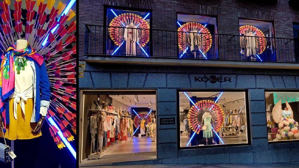 Foto: Koker cuenta con 40 tiendas en siete países y su modelo se basa en alta rotación de prendas, precios bajos y un toque diferente.