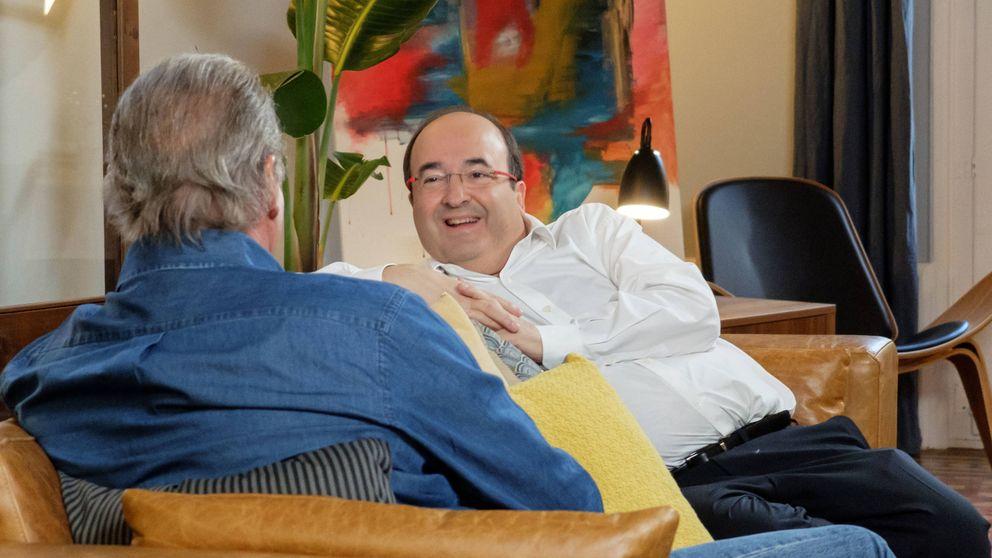 Miquel Iceta confiesa a Bertín que renunció a su fe por ser homosexual