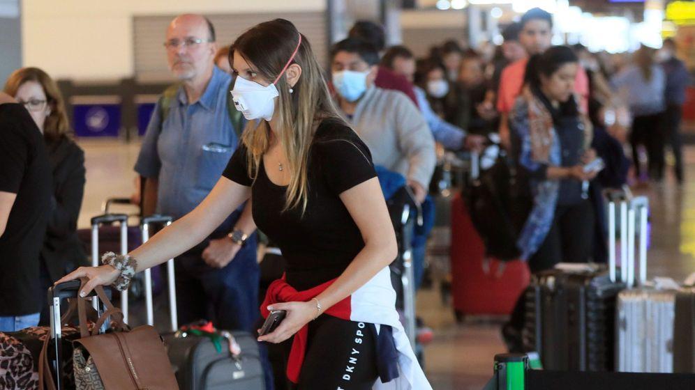 Foto: Aena es el gestor español de aeropuertos
