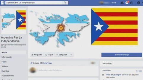 El protagonismo argentino en el independentismo catalán