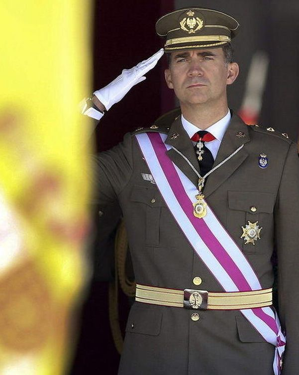 El Rey Felipe VI en una imagen de archivo (EFE)