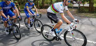 Post de La dolorosa razón de Alejandro Valverde para no correr el Giro y el único 'pero' a Movistar