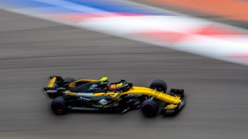 Cómo, sin dar un palo al agua, Renault tiene la mejor estrategia para la carrera