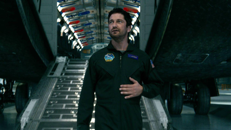 Gerard Butler protagoniza 'Geostorm'. (Warner)
