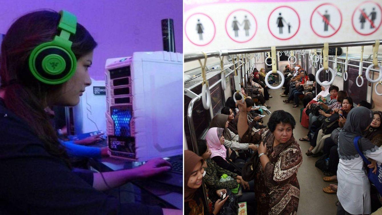 Cuando discriminar a hombres no es malo: lo que debes saber de los espacios seguros