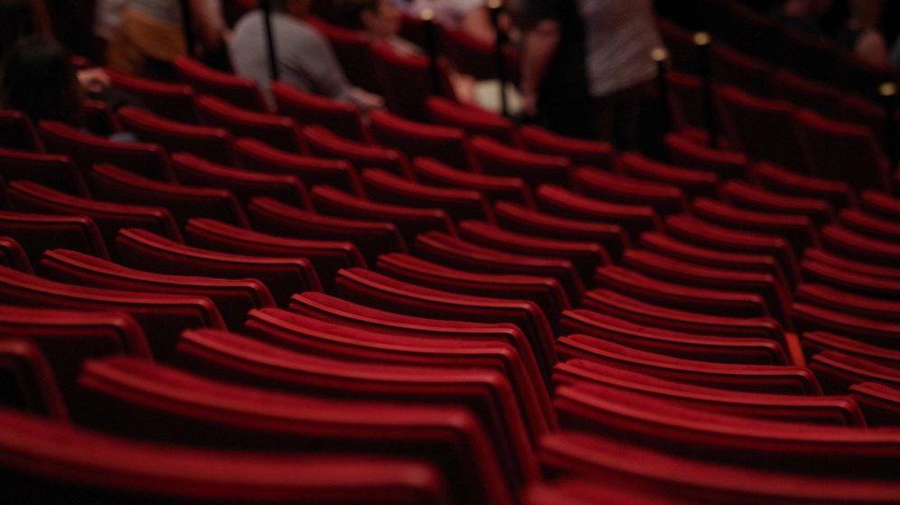 Foto: Butacas en un teatro. (Pixabay)