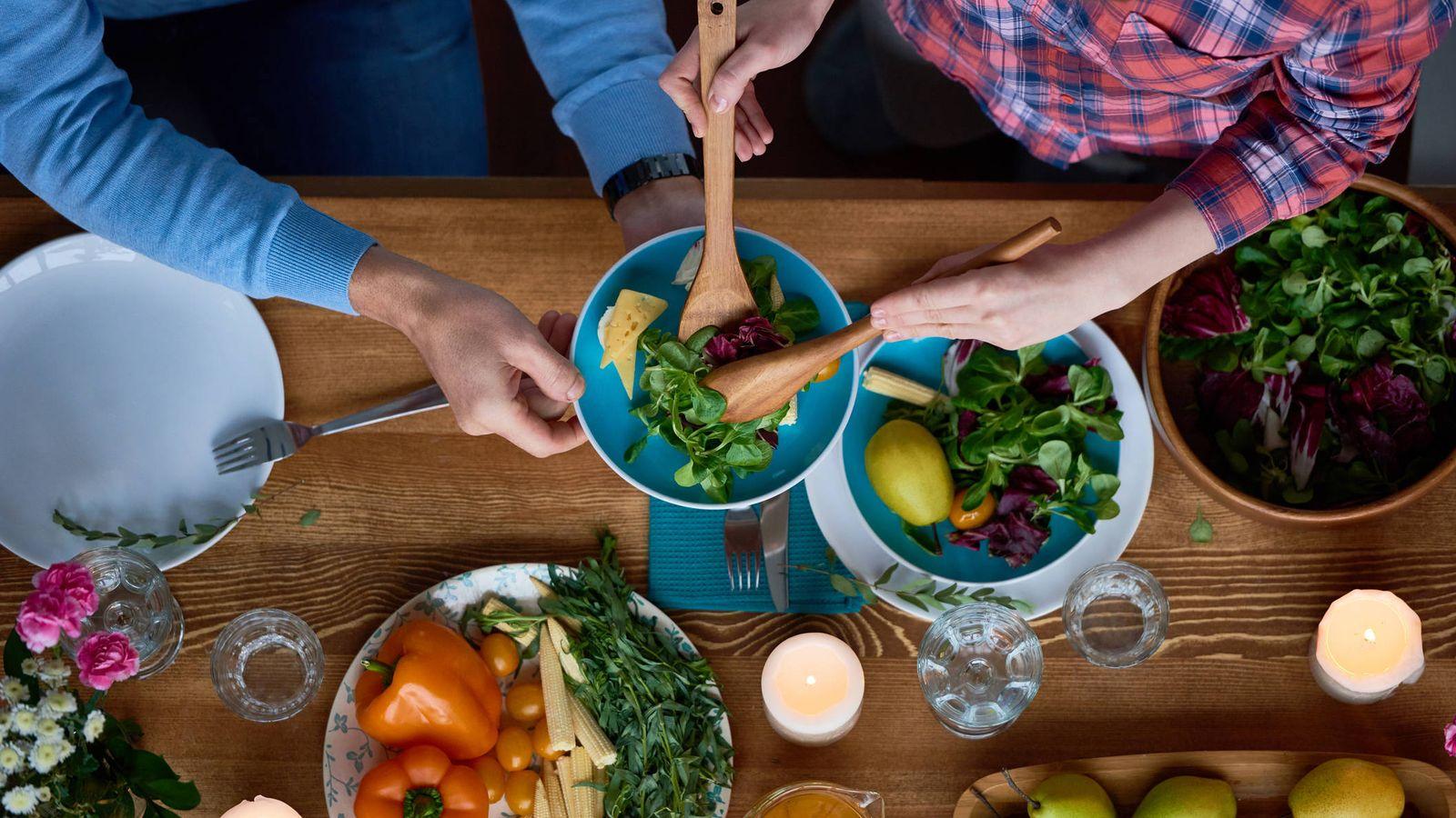 Foto: Alimentarse bien para cuidarse. (iStock)