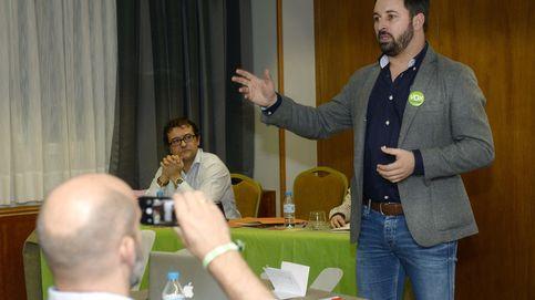 Santiago Abascal, líder de VOX, se convierte en padre el día de las elecciones