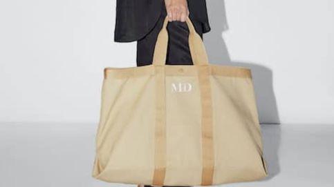 Personaliza el bolso shopper de Massimo Dutti que pasearás de la ciudad a la playa
