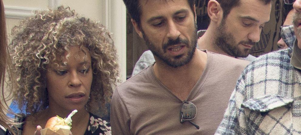 Foto: Hugo Silva se deja ver en público con su nueva conquista