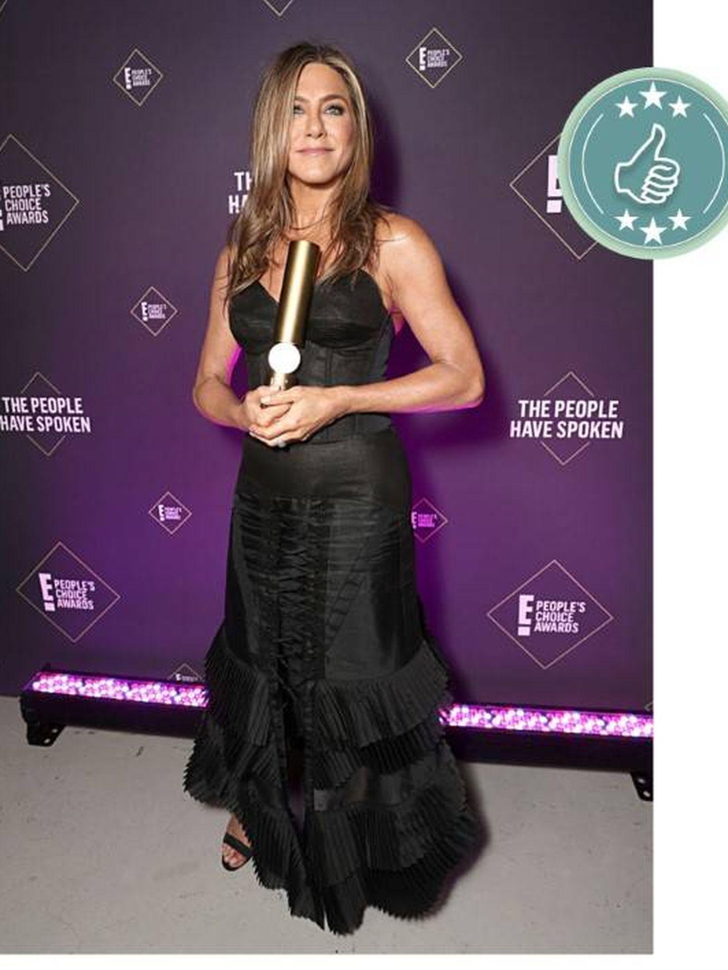 Jennifer Aniston. (Getty)