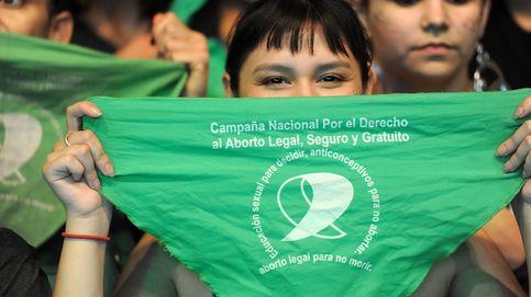 El presidente argentino anuncia un  proyecto para legalizar el aborto en el país