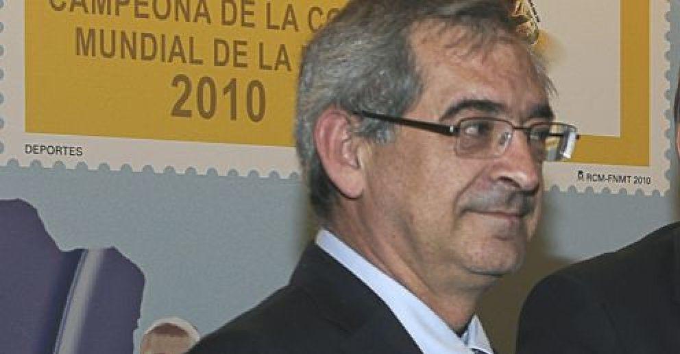 Foto: Industria propone al presidente de Correos, Alberto Lafuente, para presidir la CNE
